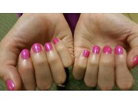 £12 Shellac Mani's - New colours!!! And 3 for 2 on all treatments