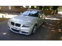 Bmw 320d msport full hpi clear