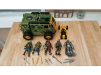Toys action figures