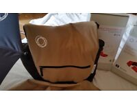 Bugaboo baby changing bag in sand