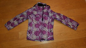 Girl ski jacket (age 8, 128cm), Campagnolo brand