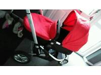 Mothercare xpdeior travel system
