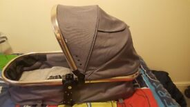 Pram and carseat FOR SALE
