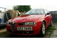 Alfa Romeo 156 1.9JTD Facelift 2004