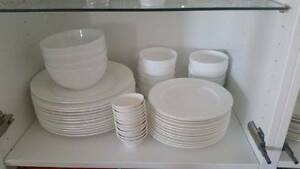 MAXWELL WILLIAMS WHITE CASHMERE DINNER SET FOR 12 Parkwood Canning Area Preview
