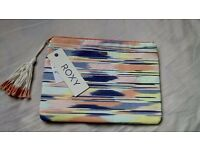 New Roxy wallet, tablet case, pouch, cosmetic