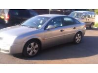 Vauxhall vectra 1.8 exellent condition for age 137000 miles