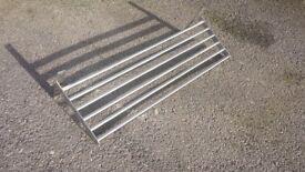 Grundtal stainless steel shelf from Ikea (Used)