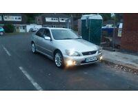 Lexus is200 £1300 or swap bmw e36/e46/e39 saab turbo audi a3/a4 Mercedes ml