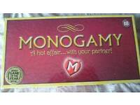 Monogamy. (hot affair with your partner)