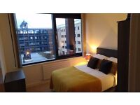 Double furnished room - private toilet/shower - brand new apartment - 5 nights/week ONLY