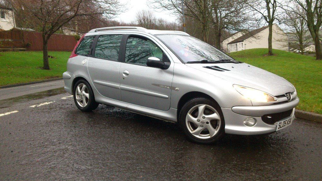 peugeot 206 sw quicksilver hdi p x for citroen c3 in galashiels scottish borders gumtree. Black Bedroom Furniture Sets. Home Design Ideas