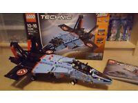 Lego Technic Jet Race Plane - 42066