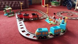 Train set - Happyland from ELC