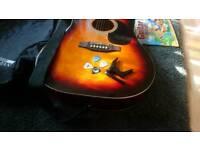 Falcon 3/4 size guitar