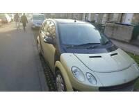 Smart car four