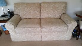 Laura Ashley Sofas - Small 2 Seater & Large 2 Seater