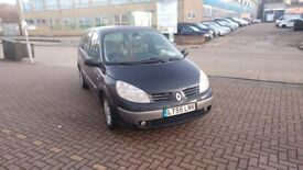 Renault grand scenic 2.0 automatic 7 seats
