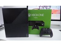 XBOX One 1TB Console - Original Packaging incl game