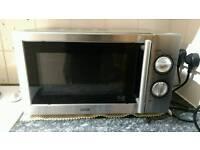 Microwave 700w logik silver