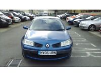 renault megane 1.5 dci tax £30 year very good condition 6 month mot