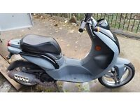 PEUGEOT LUDIX CLASSIC 50CC SCOOTER IDEAL LADY LEARNER LEGAL