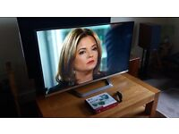 "47"" LG Wireless Smart 3D TV - WHF 5 Stars, RRP £1350"