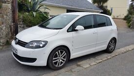 VW GOLF PLUS BLUE MOTION , MANUAL, I OWNER -FSH, EXCEPTIONAL CONDITION, £30 Road Tax, Many Extras