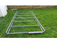 heavy duty roof rack/platform