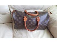 Amazing handbag authentic brown monogram - LOUIS VUITTON
