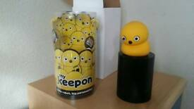 Keepon dancing toy