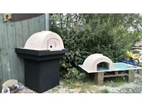 Pizza oven bread oven Domes barbecue