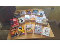 Books- 16 for £2