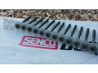 Building Materials: SENCO Duraspin Collated Screws.