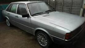Audi 80 1981 X reg