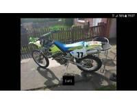 Husky 350 road legal . Quick sale price