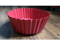 IKEA limited edition large scalloped edge large decorative bowl - as new