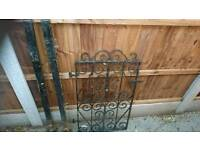 Garden Gate iron
