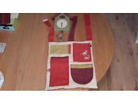 Mamas and papas hotch potch nursery and bedding set