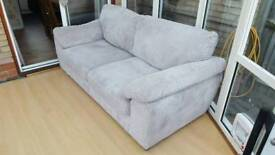 Harveys Lucille Cargo 3 Seater Sofa