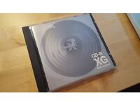 Empty CD/DVD Cases - Good Quality x 25