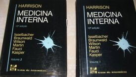 Portuguese version of medical, surgical and intensive care bibles.