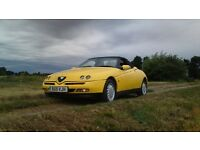 Alfa Romeo GTV Spider (916) twinspark