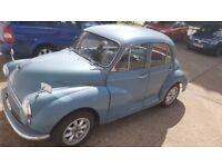 Morris 1000 Classic car