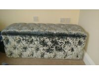 Ottomans for sale. Made2 order