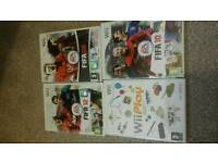 Wii fifa console games