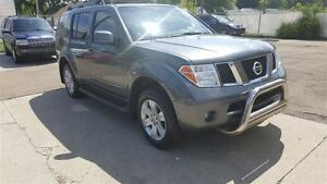 2007 Nissan Pathfinder LE 7 Seater FULLY LOADED
