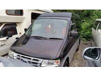 2000 MAZDA BONGO Full Brand New High Quality Side Conversion 4 berth aft 2 litre petrol