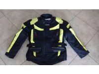 Richa motorbike jacket. Large. Used twice.