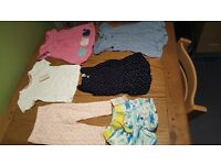 Age 6-9 months baby girl bundle